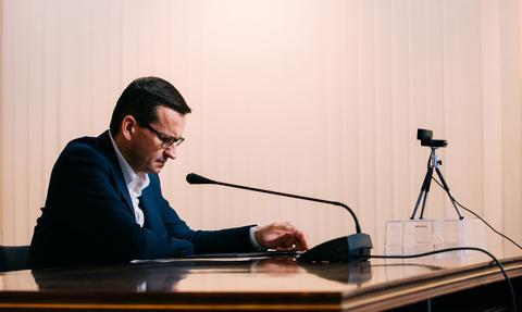 Premier pisze list do prezesa RASP Polska