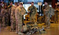 USA wzmocnią swoje siły na Bliskim Wschodzie