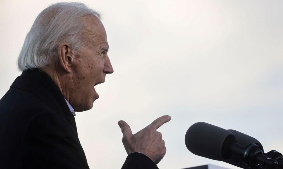 Biden obiecuje 100 mld dol. na dostęp do internetu dla wszystkich Amerykanów