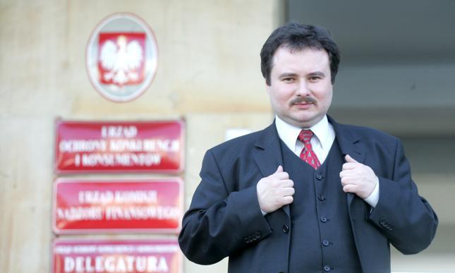 Prezes UOKiK-u Marek Niechciał