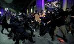 Kolejne starcia separatystów z policją w Barcelonie