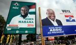 Ghana: afrykańska prymuska demokracji wybiera prezydenta