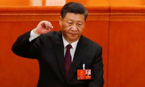 Xi Jinping: Jesteśmy gotowi do walki w obronie suwerenności