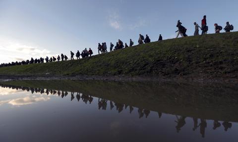 65 migrantów uratowanych na Morzu Śródziemnym ma koronawirusa