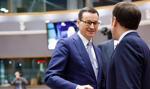 Premier Mateusz Morawiecki spotka się w poniedziałek z prezydentem Francji Emmanuelem Macronem