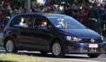 ŚDM: samochody, którymi jeździł papież, we wrześniu trafią na aukcję