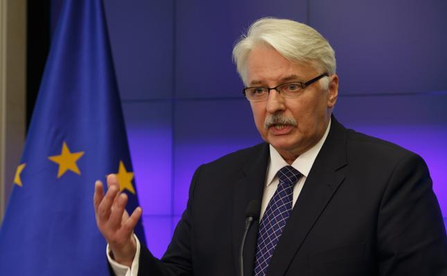 Waszczykowski: Rodzi się wspólne stanowisko V4 ws. przyszłości UE