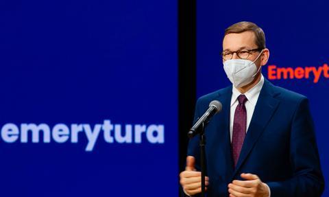 Premier o OFE: nie zamierzamy korzystać z tych środków i jak PO wchłonąć 150 mld zł