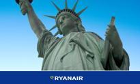 Ryanair: ruszyła sprzedaż biletów do USA i Ameryki Południowej