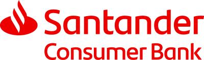 Logotyp Santander Consumer Bank