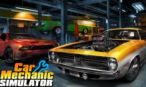 """PlayWay może poinformować o nowej wersji """"Car Mechanic Simulator"""" na początku '21"""