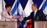 Premierzy Polski i Izraela o walce z antysemityzmem i wspólnych projektach