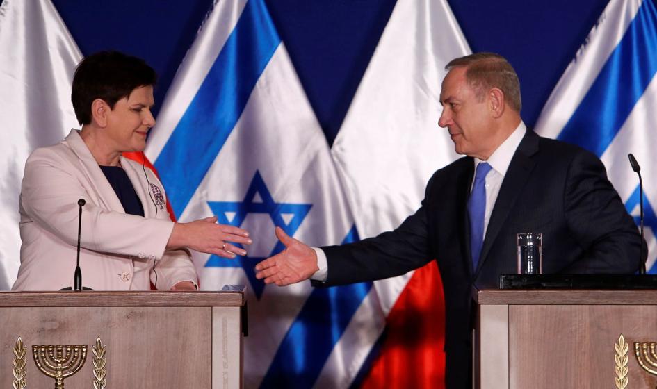 Rządy Polski i Izraela deklarują współpracę w zakresie technologii i obronności