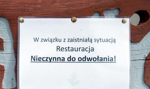 Obniżka VAT dla gastronomii. Projekt z rekomendacją resortu rozwoju