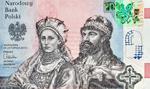 Mieszko I i Dobrawa na banknocie – NBP upamiętni 1050. rocznicę chrztu Polski