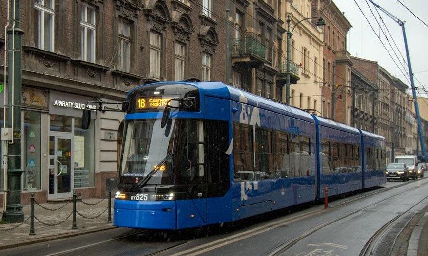 Kraków oferuje turystom tańsze bilety komunikacji miejskiej