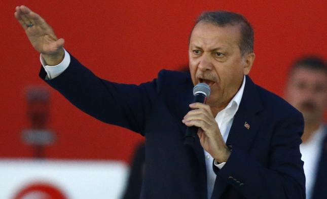 Erdogan podpisze ustawę o karze śmierci, jeśli przyjmie ją parlament