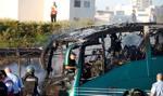 Eksplozja w autobusie w Jerozolimie