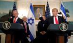 Trump podpisał dekret uznający suwerenność Izraela nad Wzgórzami Golan