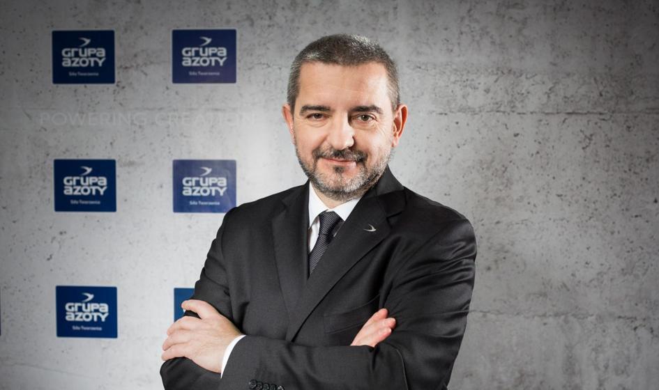 Mariusz Bober prezesem Zakładów Azotowych Puławy