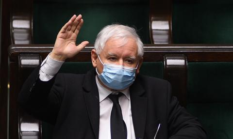 Sejm zajmie się wnioskiem o wyrażenie wotum nieufności wobec J. Kaczyńskiego