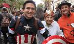 Radny Nowego Jorku przebrał się za Kapitana Amerykę. Marvel: tak nie można