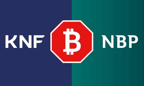 UKNF przypomina o ryzyku związanym z obrotem kryptoaktywami