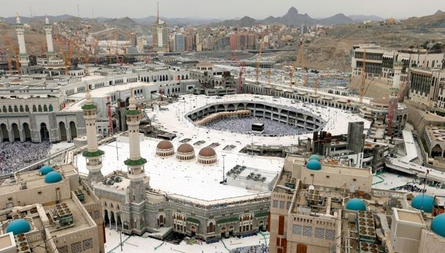 Arabia Saudyjska: prawie 2 mln pielgrzymów kamienowało szatana