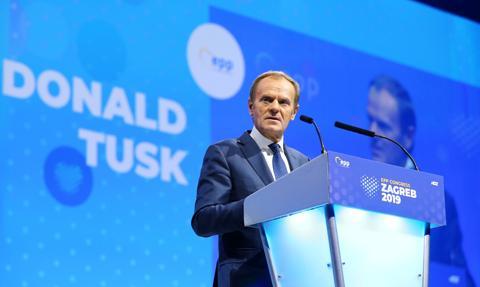 Tusk o ewentualnych karach finansowych dla Polski: ciągle jest czas, by zapobiec temu nieszczęściu