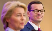 Ursula von der Leyen pisze list do premiera Morawieckiego ws. mechanizmu praworządności
