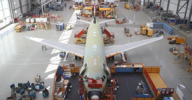 Airbus dostarczył w 2016 roku więcej samolotów pasażerskich niż kiedykolwiek