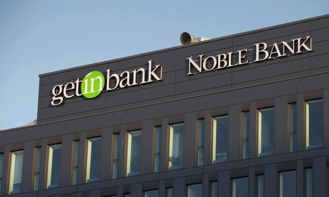 EuroRating obniżył rating Getin Noble Banku do B, perspektywa negatywna
