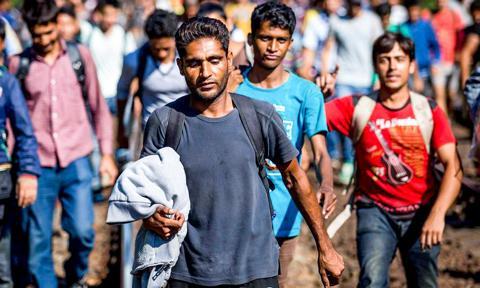 Przydacz: Polska nie zgodzi się na żaden obowiązkowy mechanizm relokowania migrantów