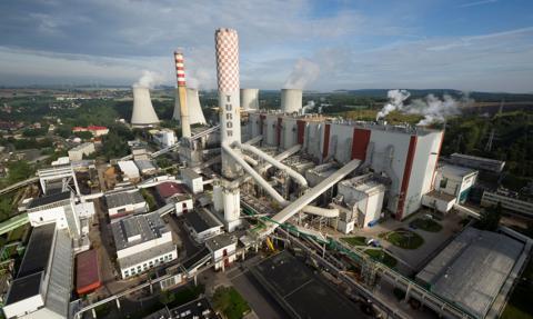 Najnowszy blok Elektrowni Turów wraca po przestoju do pracy