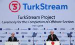 Turecki Potok 2 ruszył. Dostawy gazu z Rosji do Bułgarii z ominięciem Ukrainy