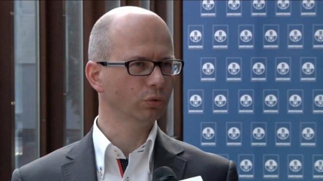Piotr Szeliga, prezes zarządu Boryszew
