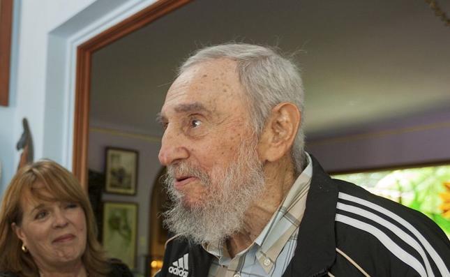 Fidel Castro na zjeździe KP Kuby o swoim odejściu: Na każdego przychodzi pora