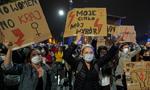 Trzeci dzień protestów w związku z orzeczeniem TK ws. aborcji