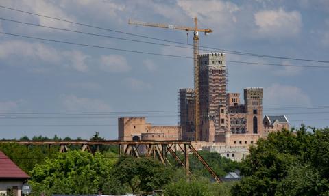 Kamiński o sprawie tzw. zamku w Stobnicy: nie może być tak, że pieniądz wygrywa z prawem