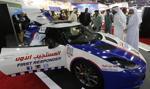 Sportowy Ford Mustang jako karetka? Nowy pomysł w Dubaju