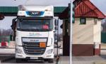 Transportowcy z UNAS blokują 14 przejść granicznych z Polską, Czechami, Węgrami i Ukrainą