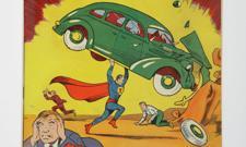 """Najcenniejszy komiks świata. Pierwszy """"Superman"""" sprzedany za 3,25 mln dol."""