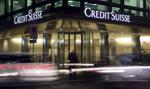 Niespodziewany zysk Credit Suisse