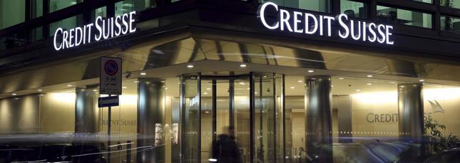 Credit Suisse uwikłany w pranie brudnych pieniędzy