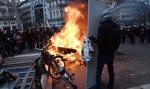 Strajk we Francji trwa mimo ustępstw premiera