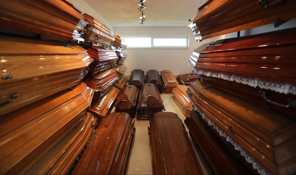 RPO: pracownicy zakładów pogrzebowych nie są odpowiednio chronieni