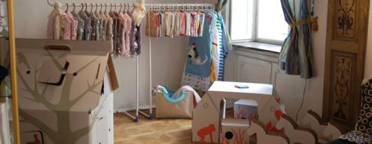 kobiecy pomysł na biznes: sklep dla mam
