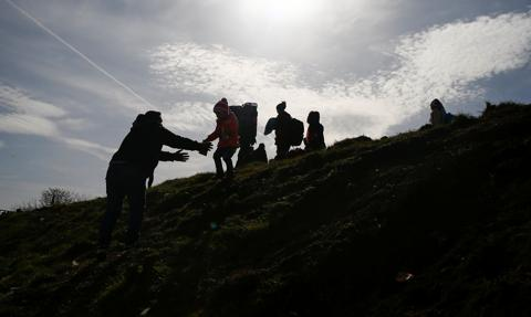 CDU/CSU obwinia KE za impas ws. systemu azylowego