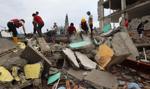 Ekwador: usuwanie zniszczeń po trzęsieniu pochłonie 13 proc. PKB