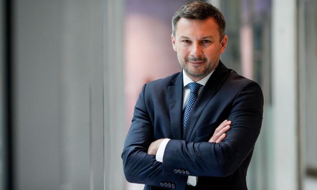 Piotr Osiecki, były prezes Altus TFI